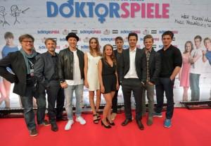 Premiere Doktorspiele 2014 in Frankfurt